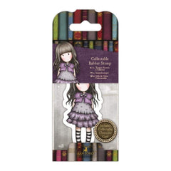 Santoro Rubber Stamps No. 32, Little Violet