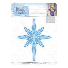 Sara Davies Signature Winter Wonderland Die Star Of Bethlehem