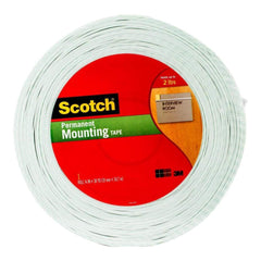 "Scotch Double-Sided Foam Mounting Tape - 3/4"" X 38yards"
