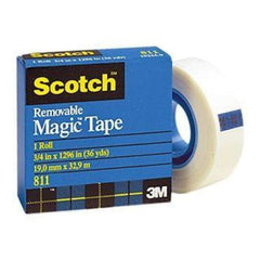 Scotch - Removable Tape .75Inch X36yd