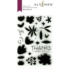 Altenew - Bold Bunch Stamp Set