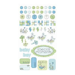 Sei - Chick-A-Doo Epoxy Essentials Stickers