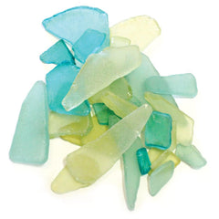 Gathered - Sea Glass 12.5oz - Green & Yellow