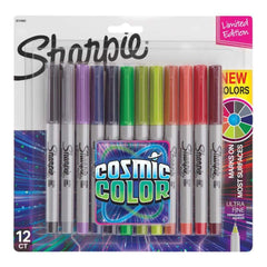 Sharpie Cosmic Colour Ultra Fine Point Markers 12 pack