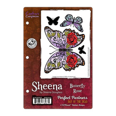 Sheena Douglass Perfect Partner Stamps - Butterfly Zone