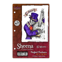 Sheena Douglass Perfect Partner Stamps - EL Musico