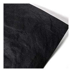Silhouette - Faux Leather Paper - Black