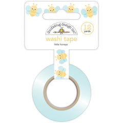 Doodlebug Washi Tape 15mmx12yd Little Honeys
