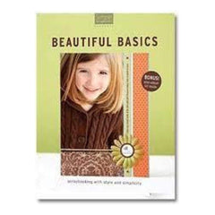 Simple Scrapbooks - Beautiful Basics - with Bonus Mini Album Kit