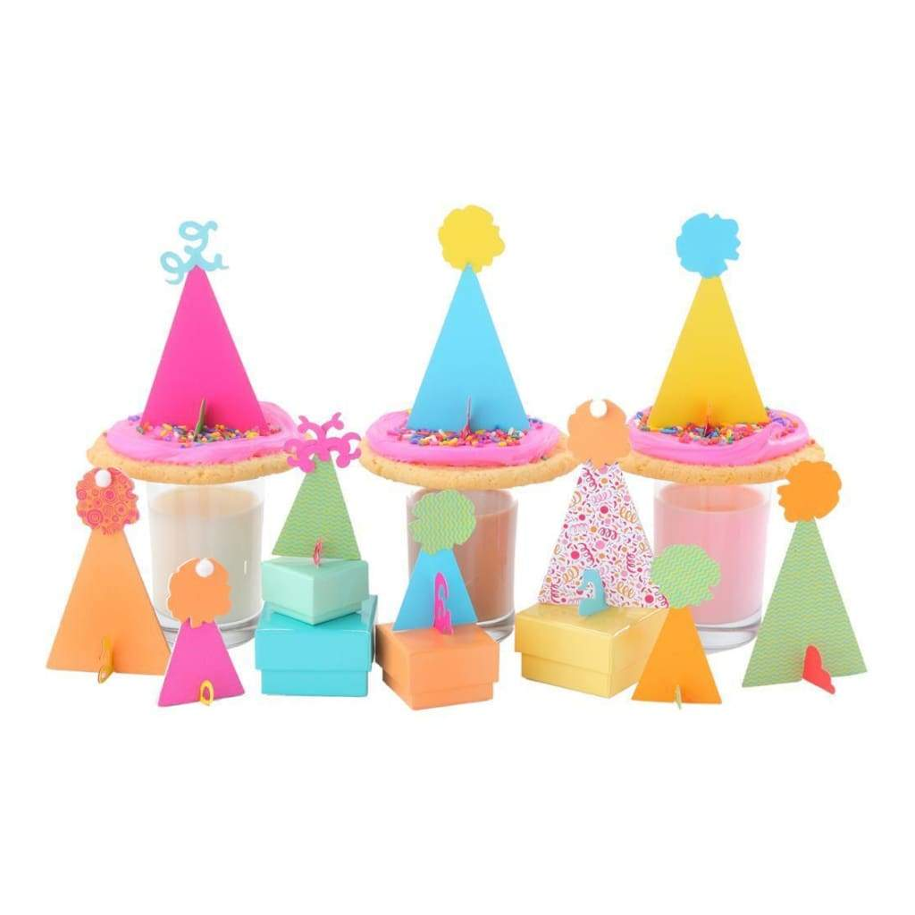 Sizzix Bigz 3-D Die By Where Women Cook 3D Party Hats