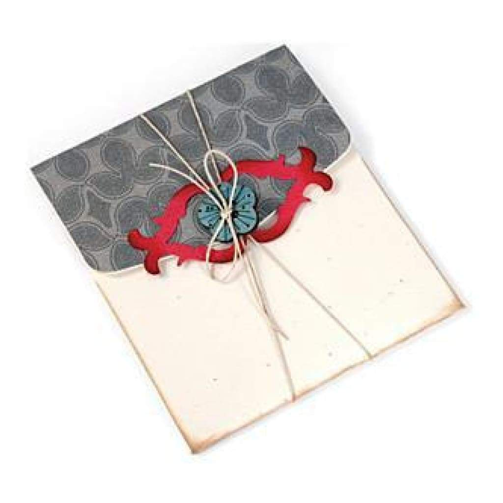 Sizzix Bigz L Die - Mini Heart Envelope
