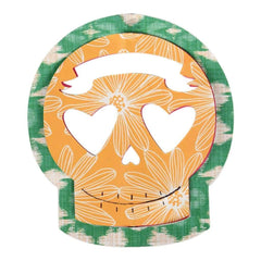 Sizzix Originals Die 4.75 Inch X5.5 Inch Day Of The Dead Sugar Skull