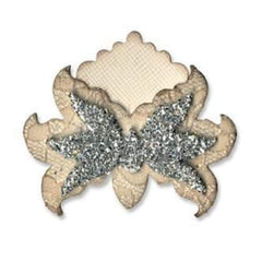 Sizzix Originals Die - Flower- Ornate