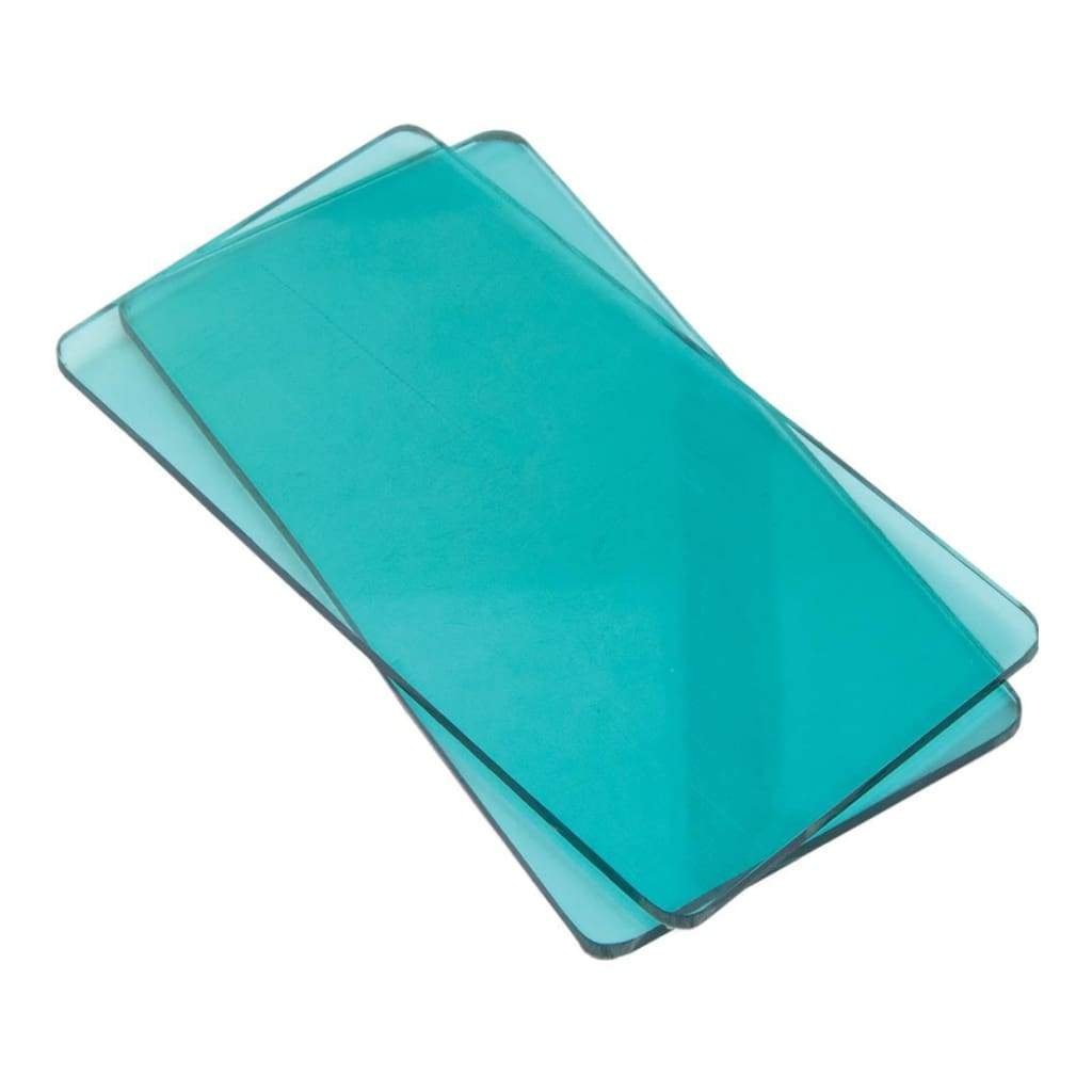 Sizzix Sidekick Cutting Pads 1 Pair Aqua