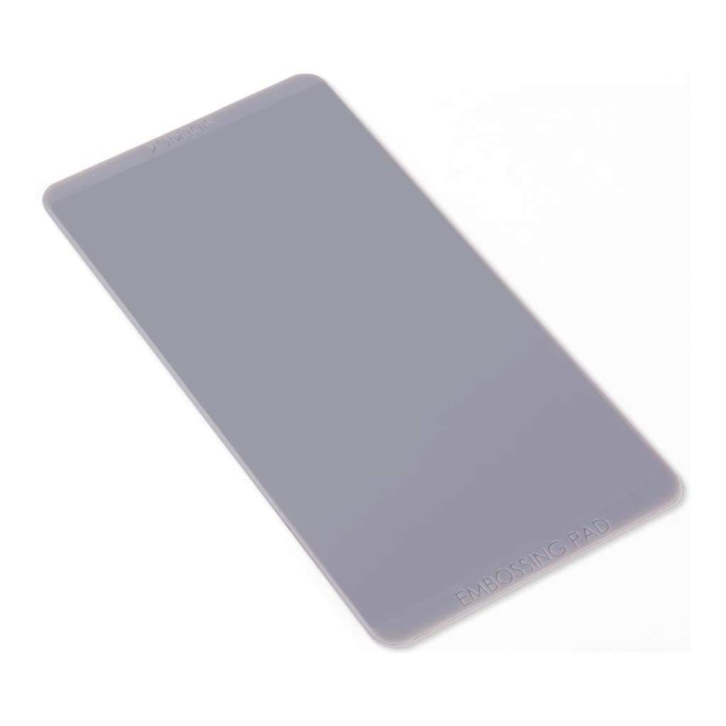 Sizzix Sidekick Embossing Pad Gray