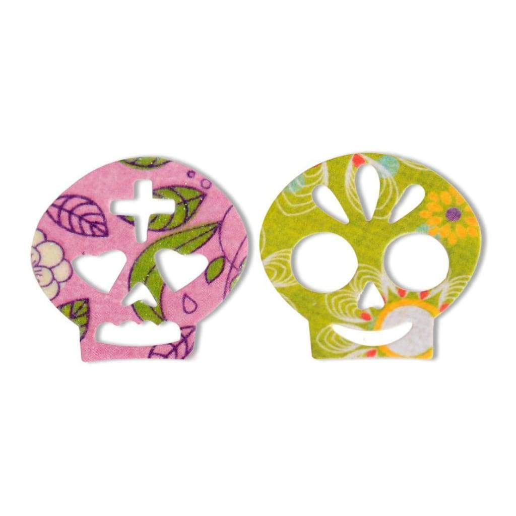 Sizzix Thinlits Dies Day Of The Dead Couple In Love