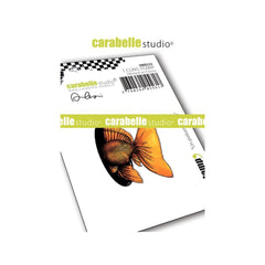Carabelle Studio Cling Stamp Small By Alexi A Fish Here