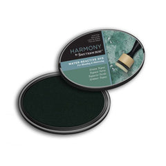 Spectrum Noir Harmony Quick-Dry Ink Pad - Green Topaz