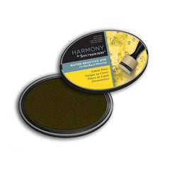 Spectrum Noir Harmony Quick-Dry Ink Pad - Lemon Tonic