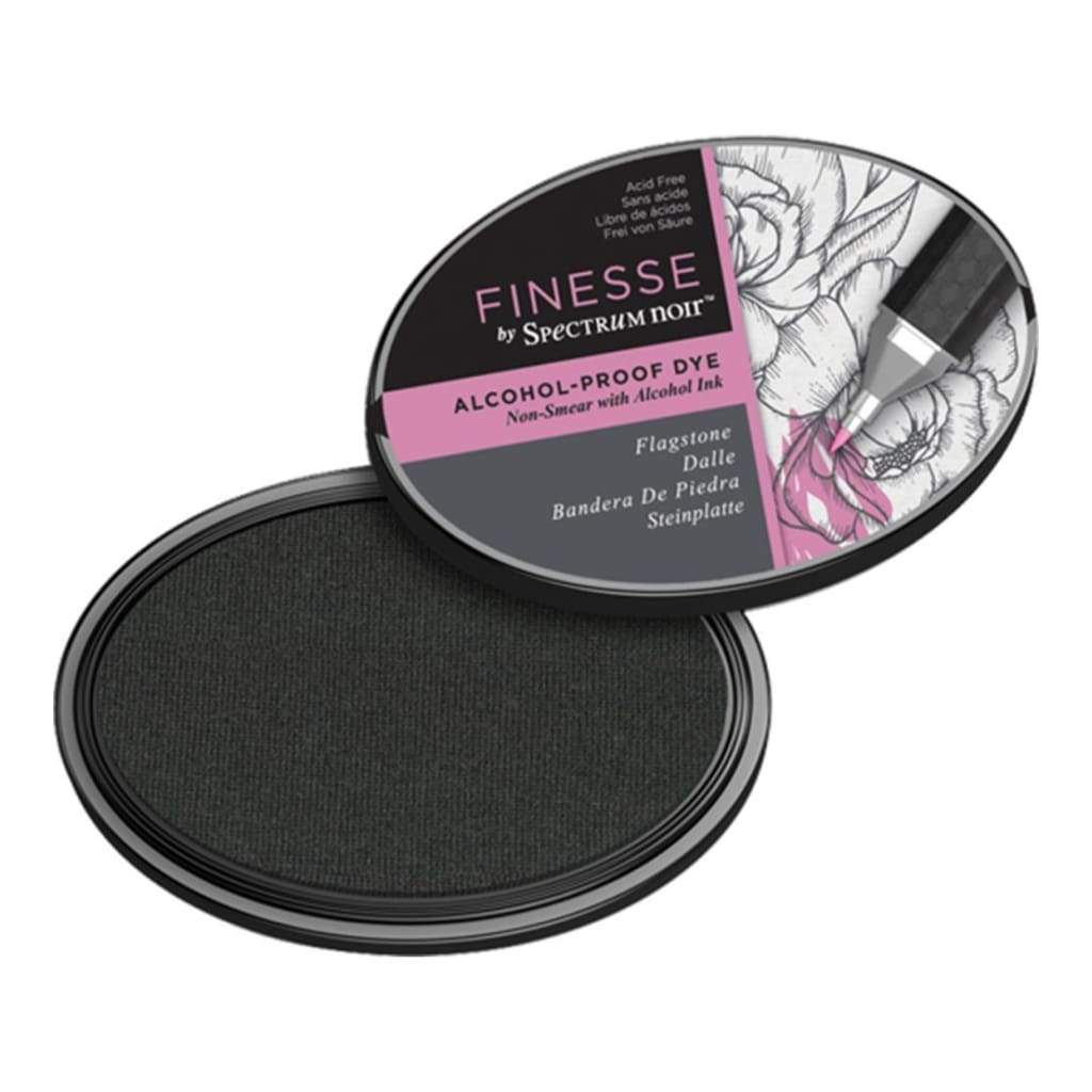 Spectrum Noir Finesse Alcohol Proof Ink Pad - Flagstone