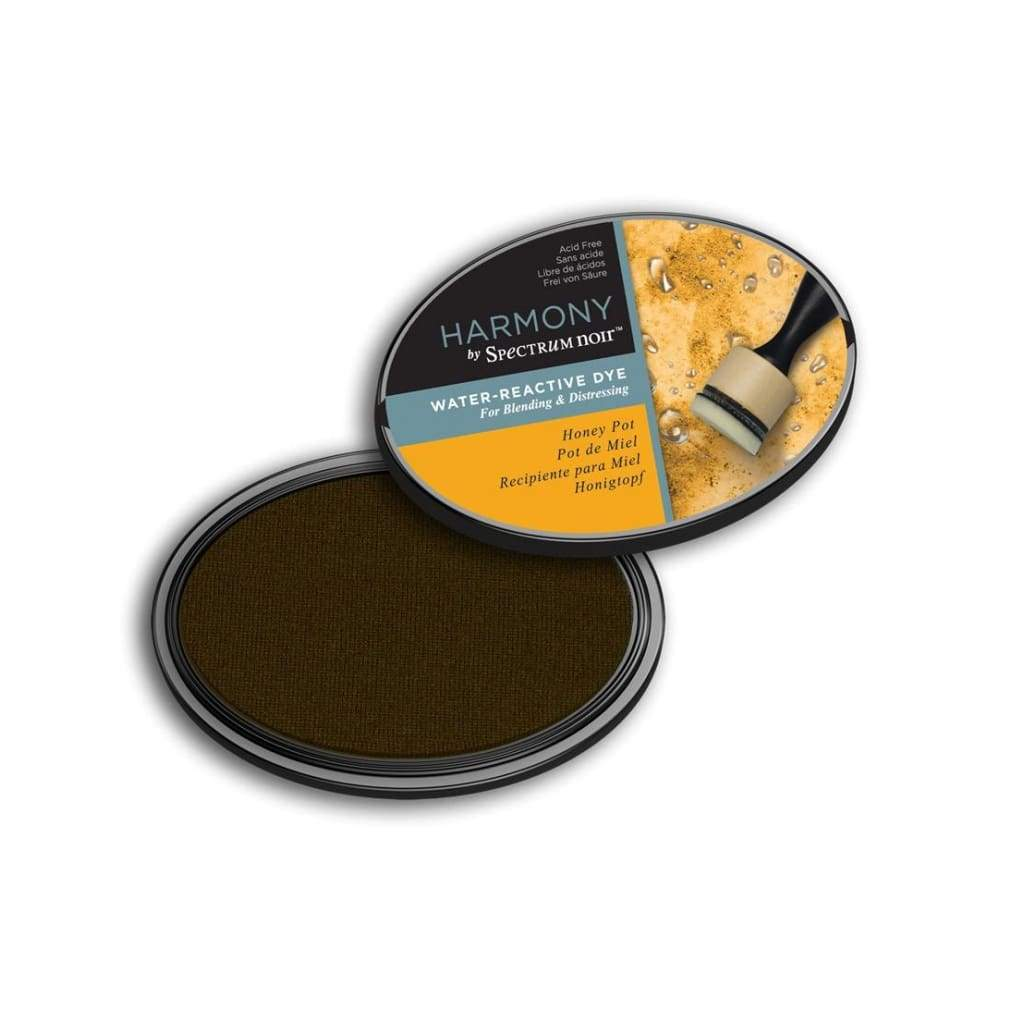 Spectrum Noir Harmony Water Reactive Ink Pad - Honey Pot