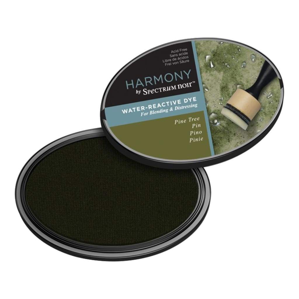 Spectrum Noir Harmony Water Reactive Ink Pad - Pine Tree