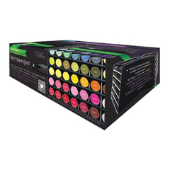 Spectrum Noir Marker Storage Trays Black 6 pack - Empty Holds 72