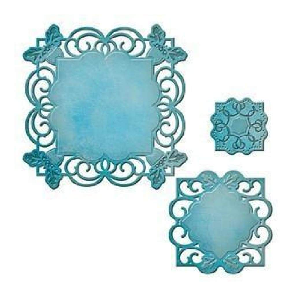 Spellbinders Nestabilities Decorative Elements Dies - Labels 49 Deco Accents