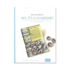 Yes, Its a Scrapbook! by Donna Downey