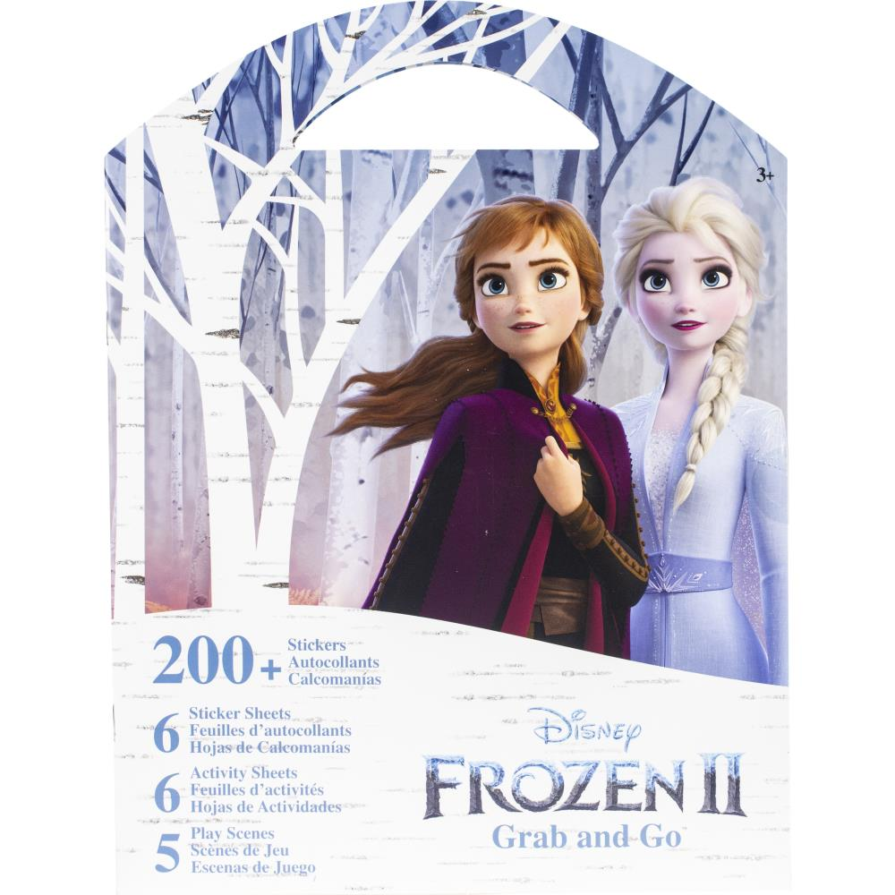 SandyLion Disney - Grab And Go Pack Frozen II