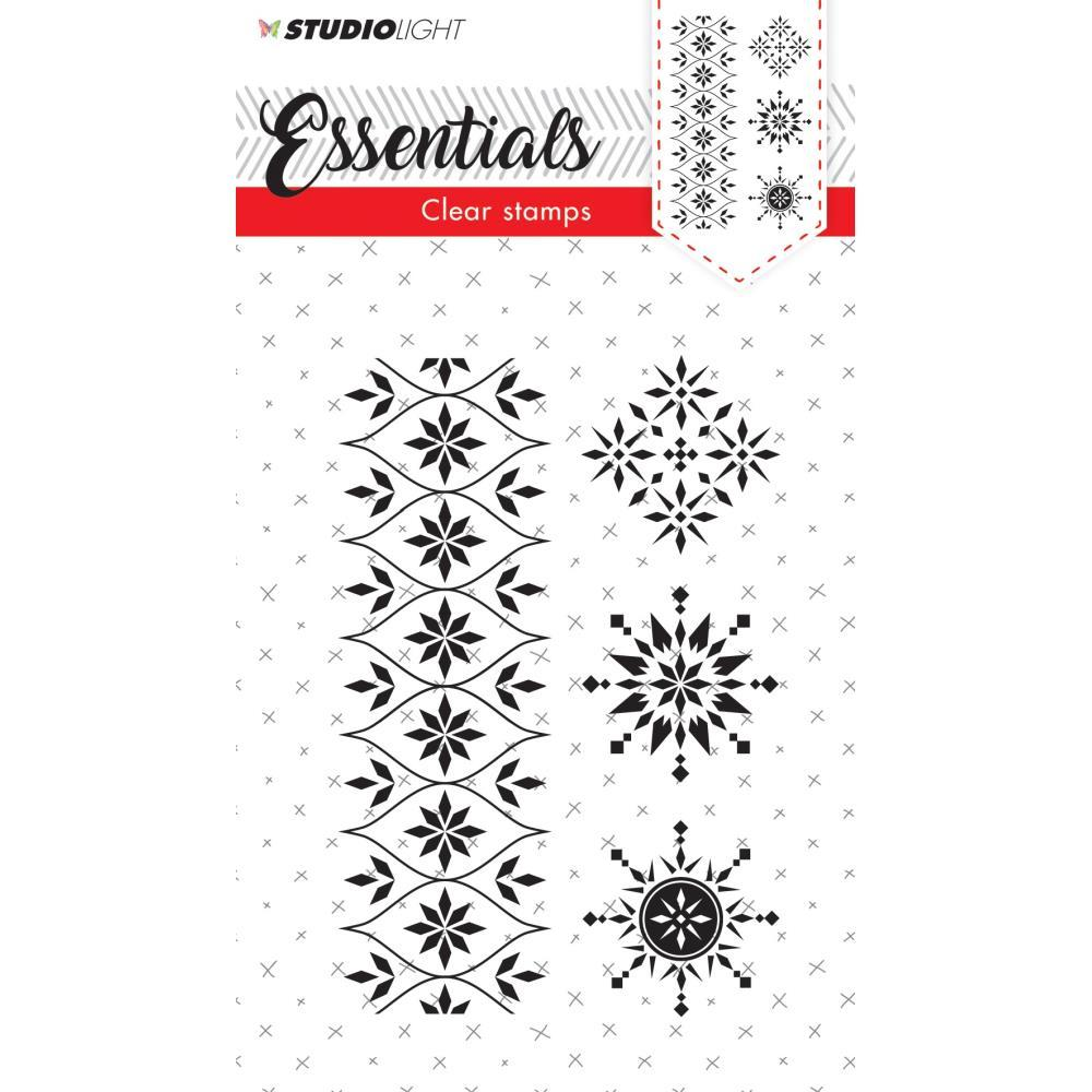 Studio Light Essentials A7 Stamps - STAMP295