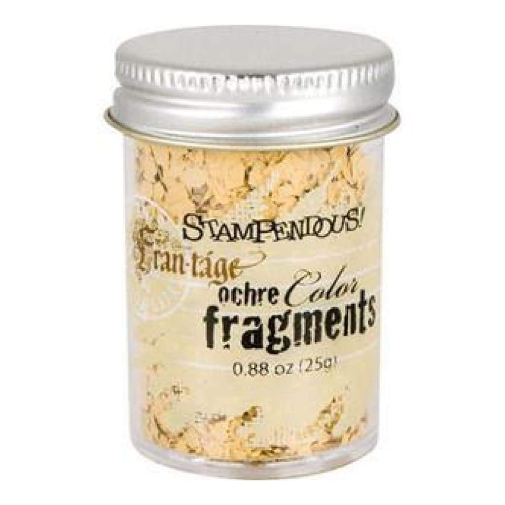 Stampendous Colour Fragments - Ochre