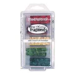Stampendous Frantage Color Fragments 5 Pack Christmas