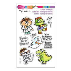 Stampendous Perfectly Clear Stamps Bring To Life