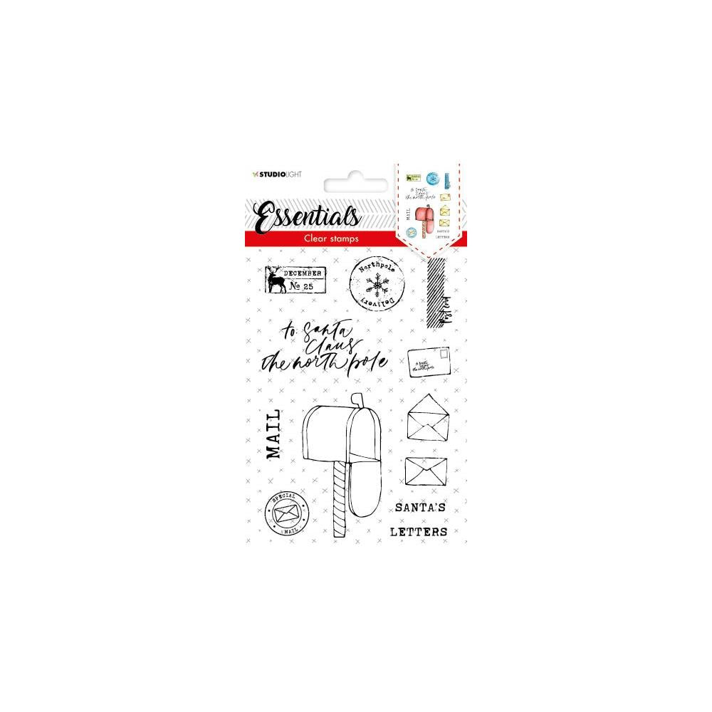 Studio Light Essentials A6 Stamps - STAMPSLE 415