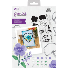 Crafters Companion Gemini Layering Stamps & Dies - Bloom