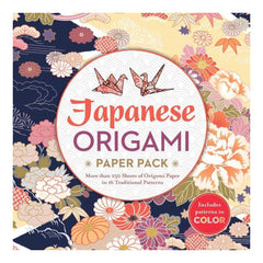 Sterling Publishing Japanese Origami Paper Pack