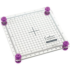 Crafters Companion Stamping Platform 4in x 4in