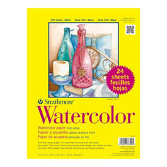 Strathmore Watercolor Paper Pad 9inch X12inch 24 Sheets