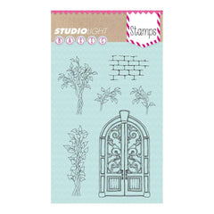 Studio Light Basic A6 Stamps - Door
