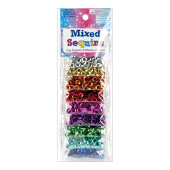 Sulyn - Mixed Sequins 3g 9 pack Assorted Cups