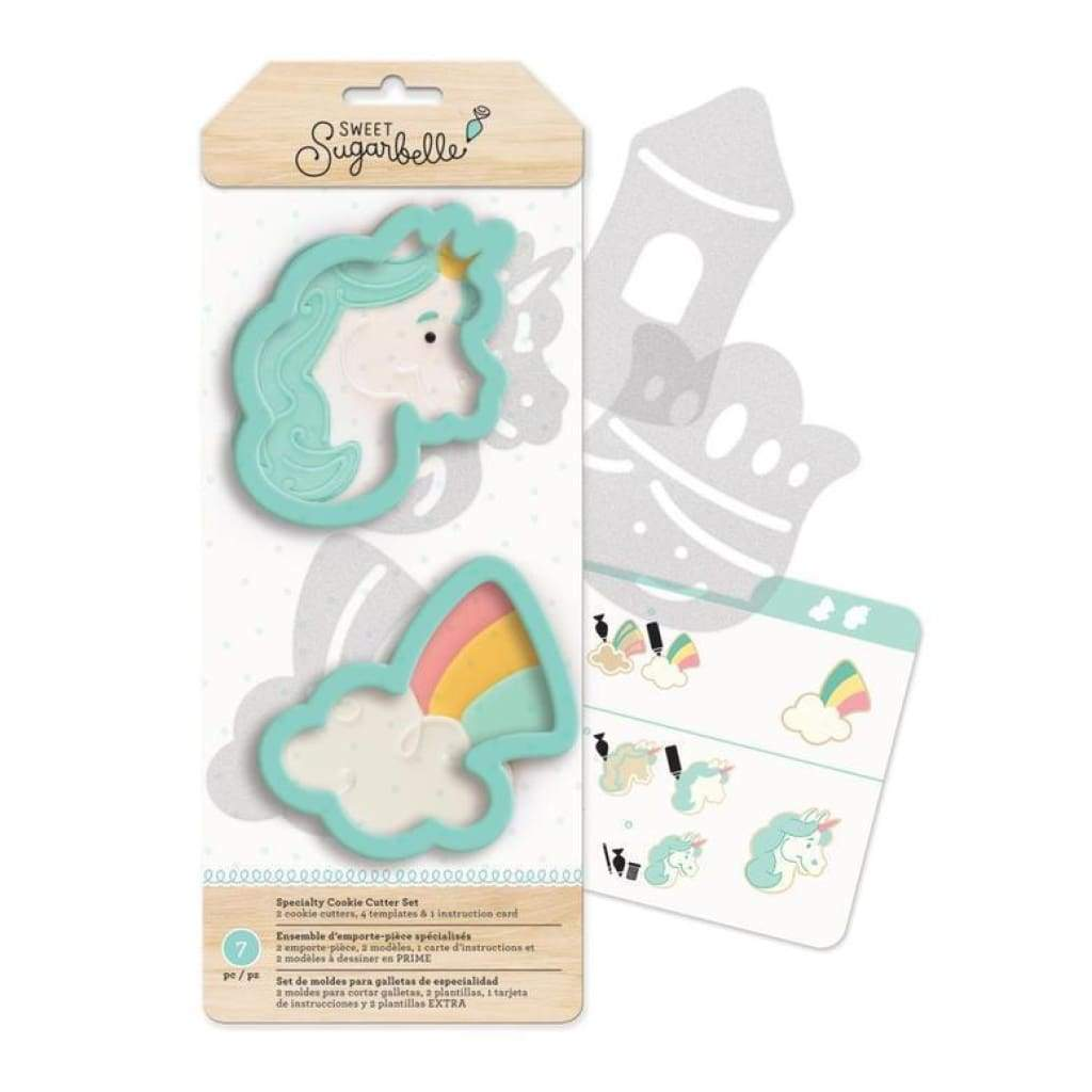 Sweet Sugarbelle Specialty Cookie Cutter Set - Enchanted (7Pc)