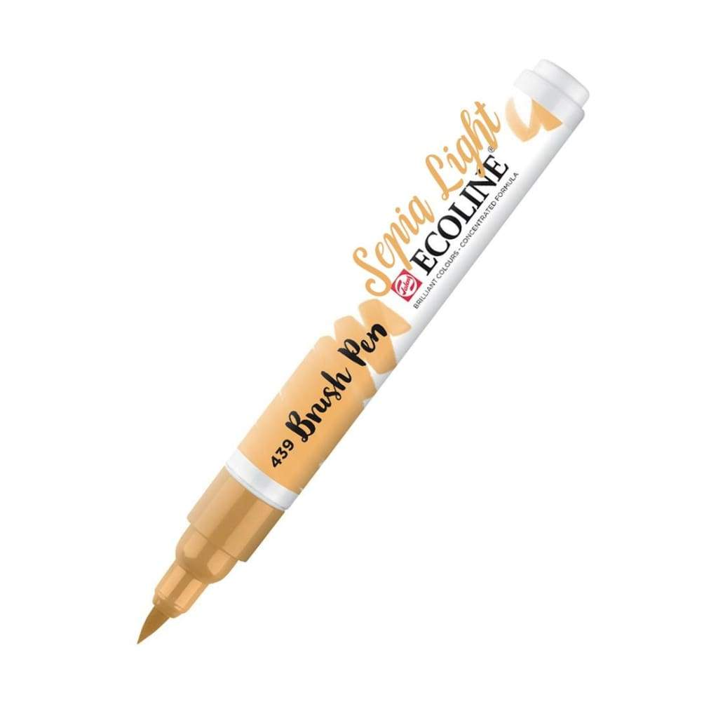 Talens - Ecoline Brushpen - 439 Sepia Light