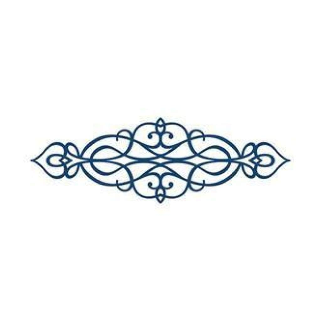 Tattered Lace Metal Die Trent Border