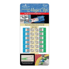 Taylor Seville Magic Clips 12 pack Extra Small