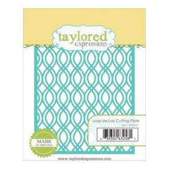 Taylored Expressions Die Loop-De-Loo Cutting Plate