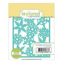 Taylored Expressions Die Snowflake