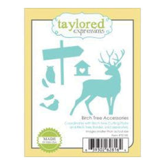 Taylored Expressions Dies Birch Tree Accessories