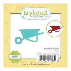 Taylored Expressions Little Bits Dies Wheelbarrow