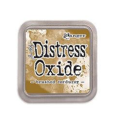 Tim Holtz Distress Oxides Ink Pad Brushed Corduroy